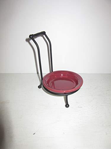 Buy longaberger pottery spoon rest