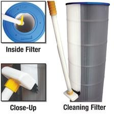 Solutions Group Magic Filter Cleaning Wand