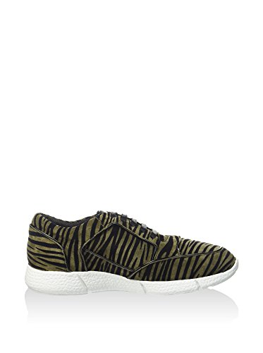 Just Cavalli Zapatillas Verde Militar EU 38