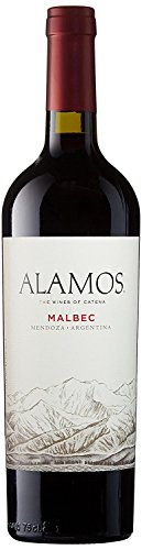 2016 Alamos Argentina Malbec Red Wine, 750 mL