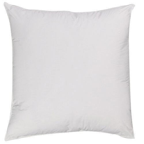 27x27 Inch Pillowflex Premium Polyester Filled Pillow Form Insert - Machine Washable - European Square - Made In USA - European Square Pillow Shams