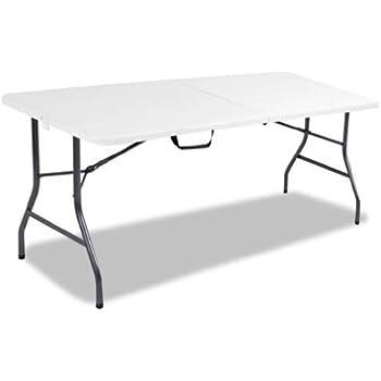 Amazon Com Cosco Products 6 Feet Centerfold Folding