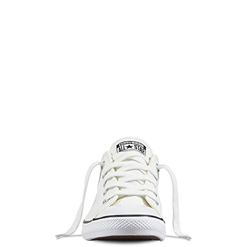 Dainty Baskets Weiß 100 Converse Blanc Slip Ox on Femme White White As CT nqXAa7XE
