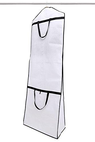 Ball Gown Bag (Wedding Gown Dress Garment Bag with Gusset 72