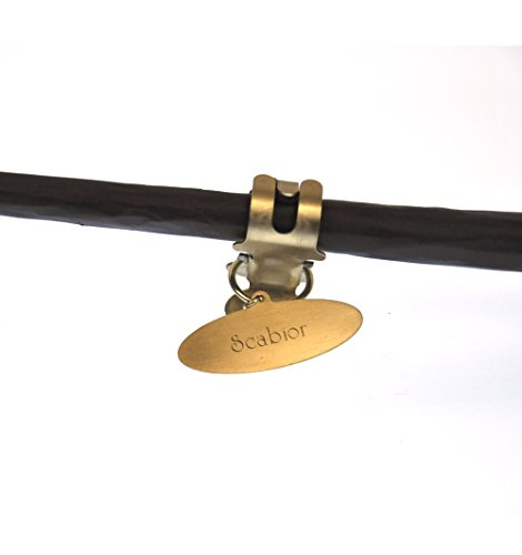 Noble Collection - Harry Potter Wand Scabior (Character-Edition)
