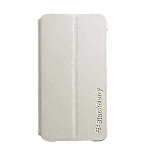 (Blackberry Flip Shell for Blackberry Z10 Device - White (Renewed))