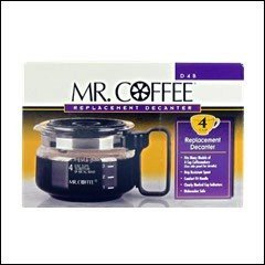 (MR. COFFEE DECANTER COFFEE DECANTER)