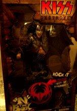 Kiss Destroyer Gene Simmons God of Thunder N the Box