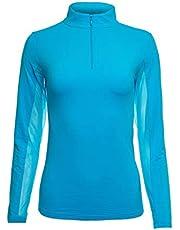 IBKUL Womens 10000S Long Sleeve Golf-Shirts