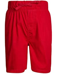 Ben Sherman - Juego de pantalón corto para niño y niño (3 piezas, camiseta y camiseta tejida)