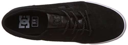 DC Shoes, Tonik W XE, Zapatillas, Mujer Negro (Black Smooth)