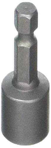 Vermont American 15118 3 Piece 1/4-Inch Hex Shank Magnetic Nut Setter Set with 1/4-Inch, 5/16-Inch and 3/8-Inch Nutsetters ()
