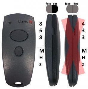 Marantec Handsender Digital 302 2-Kanal 868 MHz