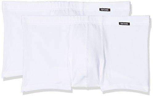 Skiny pacco Advantage Da 2 Uomo Bianco Boxer weiss 66rw1Sq