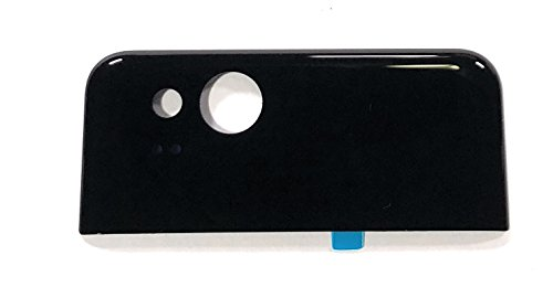Bonafide Hardware - Replacement Part for Back Rear Glass Google Pixel 2 (Black)