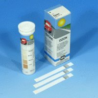 SEOH Test Strips for Determination of Ozone in ()