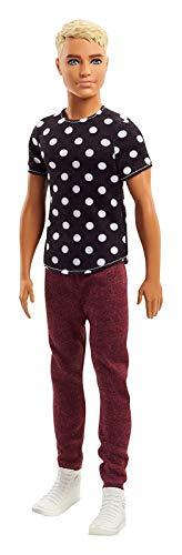 Barbie (바비) 리더 들 켄 폴카 도트 셔츠 / Barbie Fashionista Ken Polka Dot Shirt