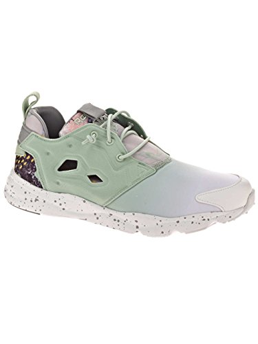 Reebok Running Mujer Furylite Tin Sage Blanco White Zapatillas de Contemporary Verde para Grey Mist Gris rFnrgTqW