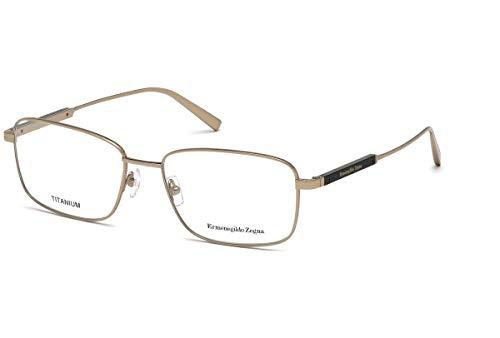 Used, Ermenegildo Zegna EZ5063 Eyeglass Frames - Shiny Rose for sale  Delivered anywhere in USA