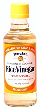 Marukan Seasoned Gourmet Rice Vinegar (Pack of 3)