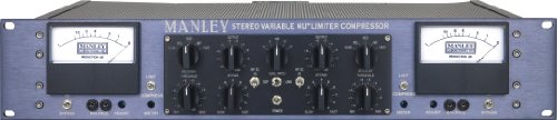 Buss Compressor (Manley Mastering Version Stereo Variable Mu® Limiter Compressor with HP SC)