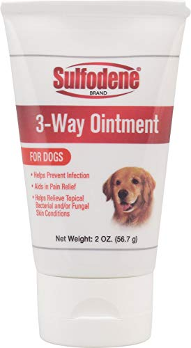 (3-Way Ointment Sulfodene for Dogs,)