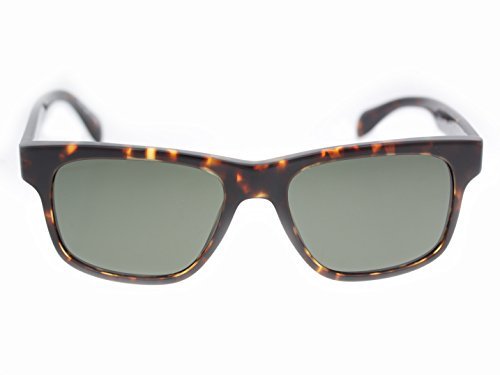 Oliver Peoples OV5267 1415/P1 Becket Brown Tortoise / Green G15 - Peoples Oliver Shades