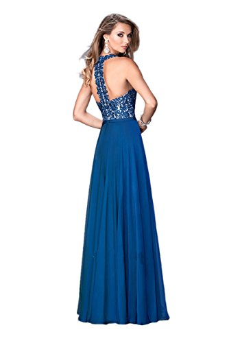 Buy long prom dress by la femme - 2