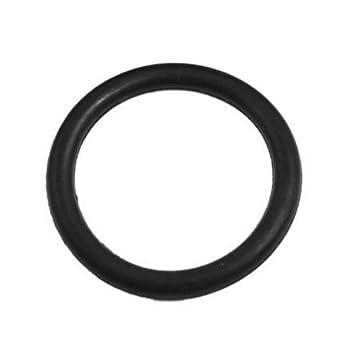 TOOGOO R O Ring 5 mm x 44 mm Typ O Dichtungsring Dichtung Tuellen 10 Stueck Schwarz