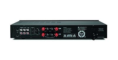 Audio Source AMP100VS 2 Channel Amplifier (Black)
