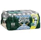 Poland Spring® Natural Spring Water - 35/.5l