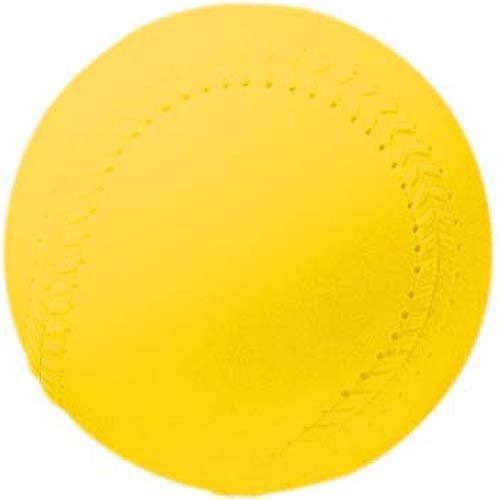 Champion Sports Safety Pitching Machine Baseball, 9-Inch (Pack of 12) (Machines Pitching Slow Pitch)
