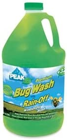 Peak 1-Gallon Bug Cleaner Windshield Wash