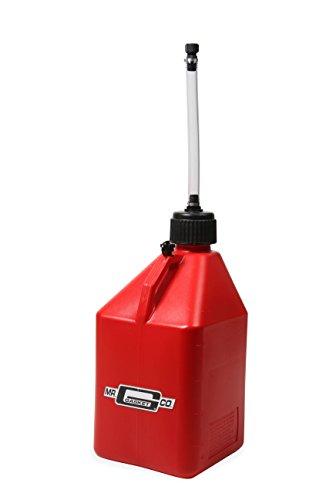 (Mr. Gasket 36950G Utility JUG 5 GAL RED W/Hose)