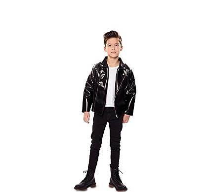 Disfraz o Chaqueta de Rockero para niño: Amazon.es: Juguetes ...