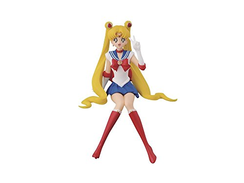 Banpresto Sailor Moon Break Time Sailor Moon Action Figure