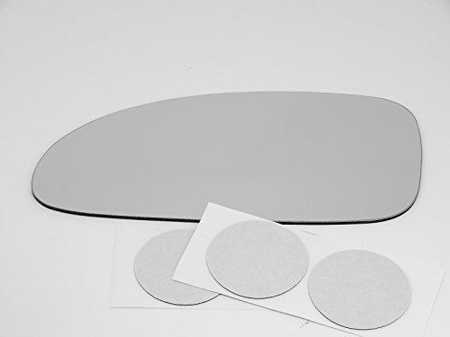 00-05 Buick Lesabre Left Driver Mirror Glass Lens w/adhesive USA Non Heat Mor... ()