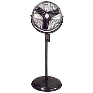 Honeywell HV141 14-Inch Commercial Grade High Velocity Standing Fan