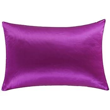 Amazon Com Cocosilk Silk Pillowcase For Hair And Skin