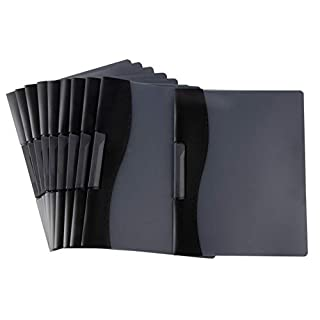 Report Covers with Swing Clip, File Folder (9 x 11.41 Inches, 10-Pack)