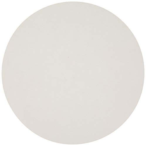- Whatman 4712B40PK 1001150 Grade 1 Qualitative Filter Paper, 150 mm Thick and Max Volume 571 ml/m (Pack of 100)