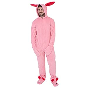 Briefly Stated A Christmas Story Bunny Union Suit Pajama Costume | NEW COMEDY TRAILERS | ComedyTrailers.com