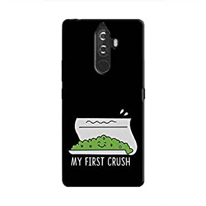 Cover It Up - My First Crush K8 Note Hard Case