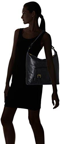 Shoulder Black Cleo Women's Fossil Bag qCwEUfnP