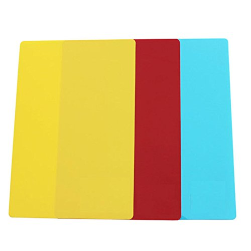VIPASNAM-A4 Cardboard Clipboard Office WordPad Stationery File Folder Random Color 1pc