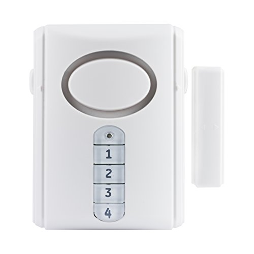 GE Deluxe Wireless Alarm 45117