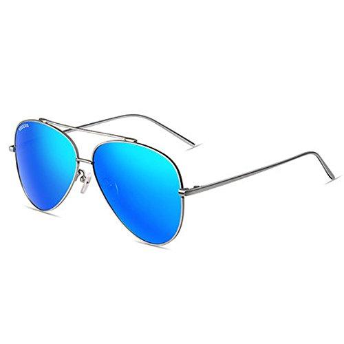 protección para de sol hombre sol para de conducir polarizadas Gafas para Gafas B de UV hombre gafas fwHxq0tYn