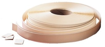 NMC 80032-00-750 1/3''x 3/4''x 216' Double Sided Foam Tape, Pack of 8 Rolls by National Marker