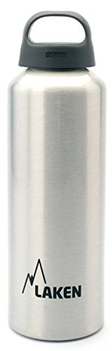 Laken Classic Water Bottle .75 Liter,Aluminum