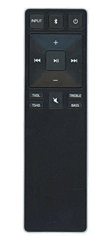 Vizio XRS321-C Sound Bar Audio System Remote Control (Sub for XRS321)